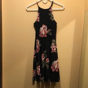 Adorable floral Lush dress size small